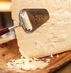 Jak vzniká Parmazán?